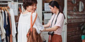 shopper bag, torba na zakupy, pojemna torba, czarna shopperka, jak wybrać shopperkę, jak wybrać shopper bag